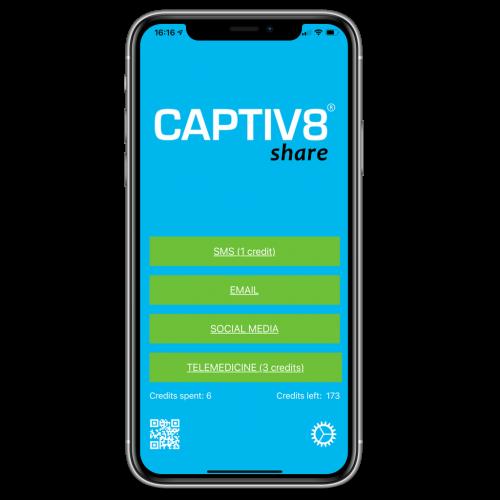 CAPTIV8 Share