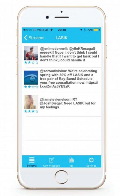 CAPTIV8 Social mobile app