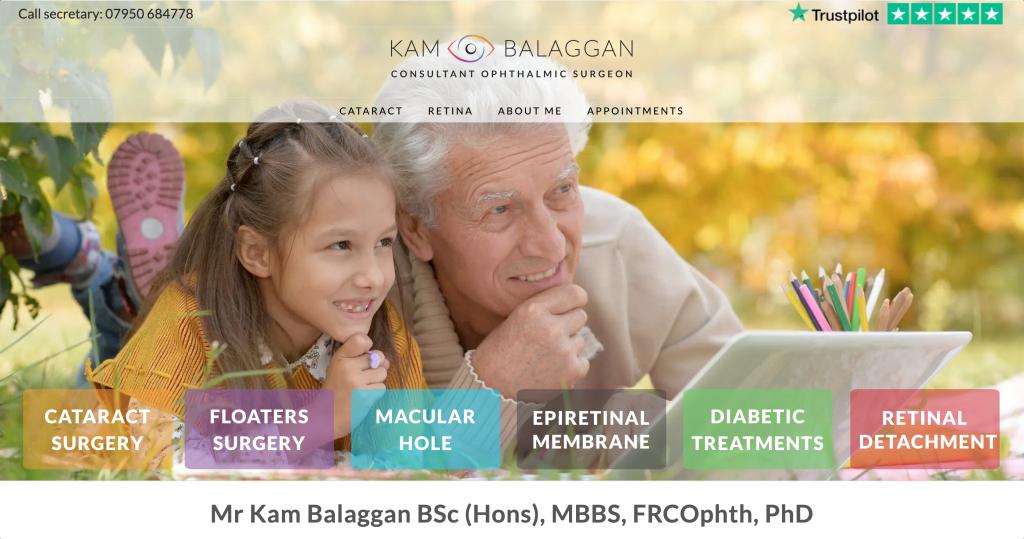 Kam Balaggan Website
