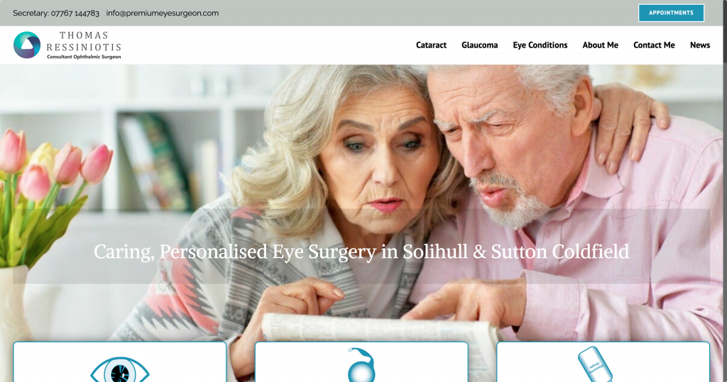 Premium Eye Surgeon